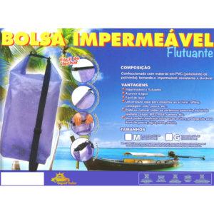Bolsa Flutuante Impermeável – 45L