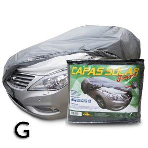 Capa para cobrir carro Forrada – Tam G