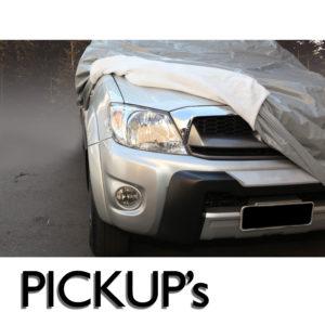 Capa para cobrir carro Especial – Tamanho PICKUP's