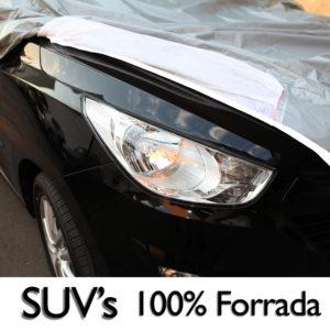 Capa para cobrir carro 100% Forrada Especial – Tamanho SUV's