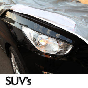 Capa para cobrir carro Especial – Tamanho SUV's