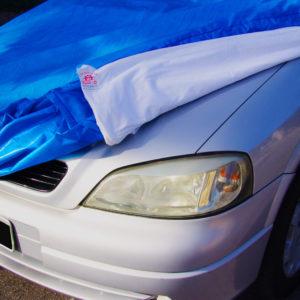 Capa Azul Super Resistente Tecnologia XF – Forro Especial Super Macio